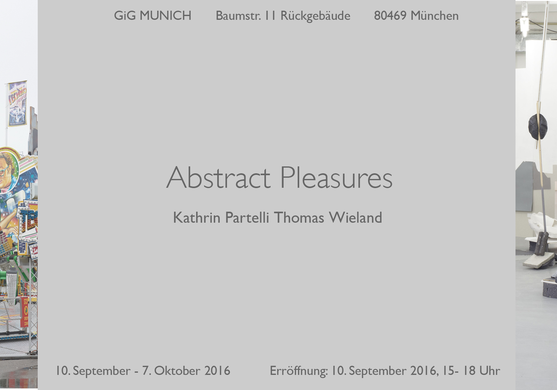 Abstract pleasures web