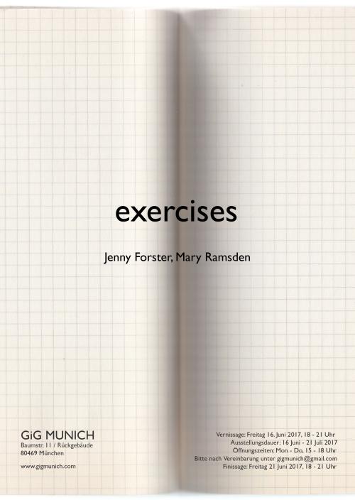 exercisesposter